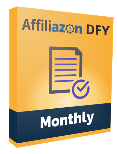 Affiliazon Monthly